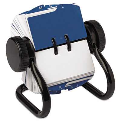 Rolodex Open Rotary Card File