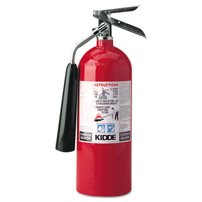 Kidde ProLine 5 CO2 Fire Extinguisher