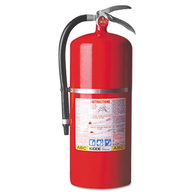 Kidde ProPlus 20 MP Dry-Chemical Fire Extinguisher