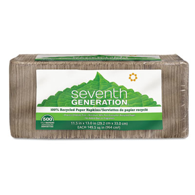 Seventh Generation Recycled Napkins