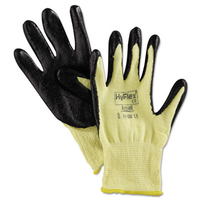AnsellPro HyFlex Kevlar Work Gloves