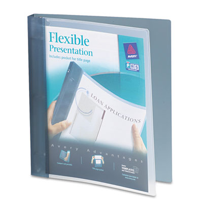 Avery Flexible Round Ring Presentation Binder