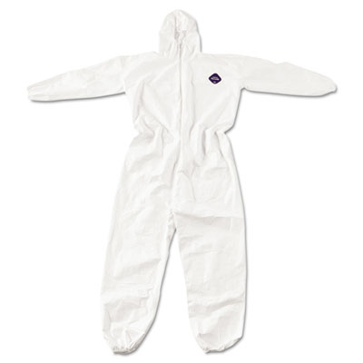 DuPont Tyvek Elastic-Cuff Hooded Coveralls