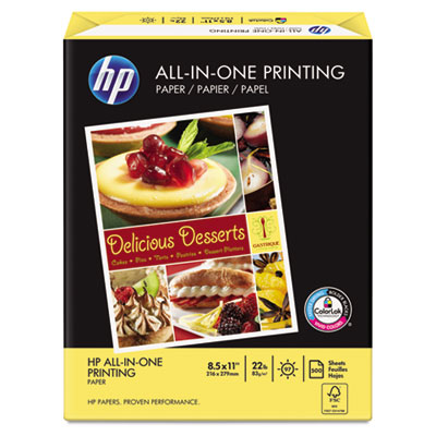 HP All-in-One Printing Paper