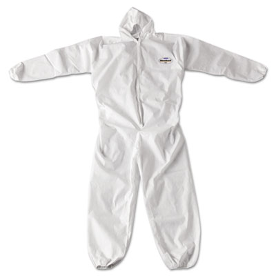 KIMBERLY-CLARK PROFESSIONAL* KleenGuard A20 Breathable Particle Protection Coveralls 49115