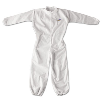 KIMBERLY-CLARK PROFESSIONAL* KleenGuard A20 Breathable Particle Protection Coveralls 49104