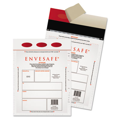 Quality Park EnveSafe Tamper-Evident Security Envelope