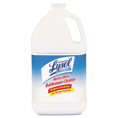 Professional LYSOL Brand Disinfectant Heavy-Duty Bathroom Cleaner