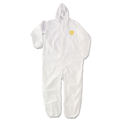 DuPont ProShield NexGen Elastic-Cuff Hooded Coveralls