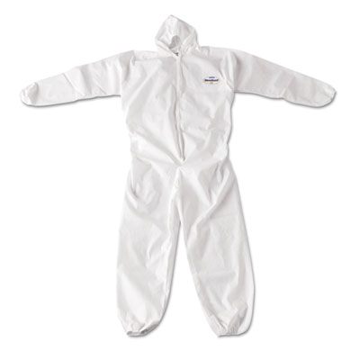 KIMBERLY-CLARK PROFESSIONAL* KleenGuard A20 Breathable Particle Protection Coveralls 49116