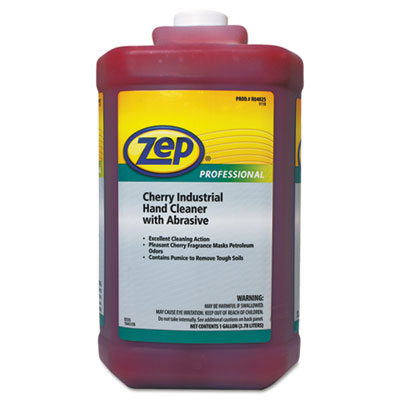Zep Professional Cherry Industrial Hand Cleaner with Abrasive