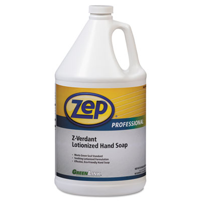 Zep Professional Z-Verdant Lotionized Hand Soap