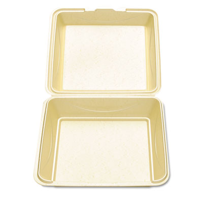 Dispoz-o Enviroware Hinged Foam Containers