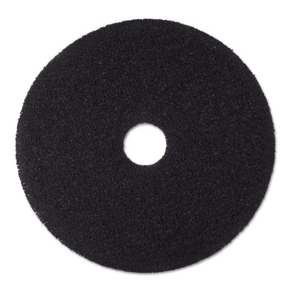 3M Black Stripper Floor Pads 7200