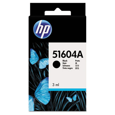 HP 51604A, 51605B, 51605R Inkjet Cartridge
