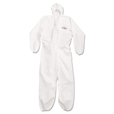 KIMBERLY-CLARK PROFESSIONAL* KLEENGUARD* KleenGuard A20 Breathable Particle Protection Coveralls 491