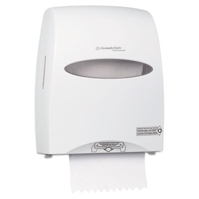 KIMBERLY-CLARK PROFESSIONAL* SANITOUCH* Hard Roll Towel Dispenser