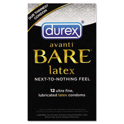 DUREX Avanti Bare Condoms