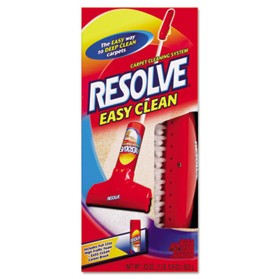 RESOLVE Easy Clean Carpet Cleaning System with Brush