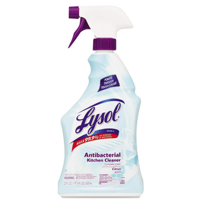 LYSOL Brand Antibacterial Kitchen Cleaner