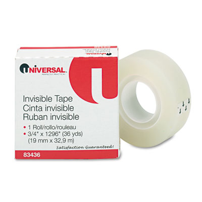 Universal Invisible Tape