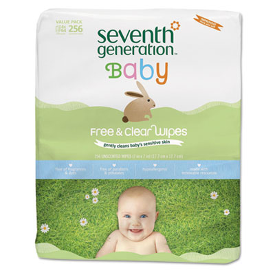 Seventh Generation Chlorine Free Baby Wipes