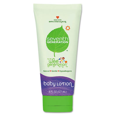 Seventh Generation Baby Wee Generation Baby Lotion