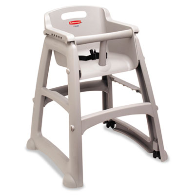 Rubbermaid Commercial Sturdy Chair Youth Seat