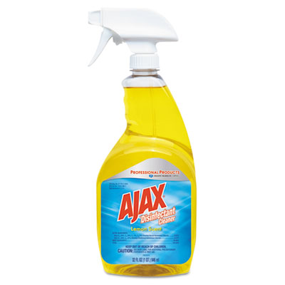 Ajax Concentrated All-Purpose Disinfectant/Cleaner