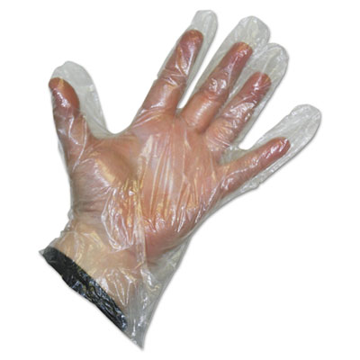 Impact Disposable Polyethylene Gloves