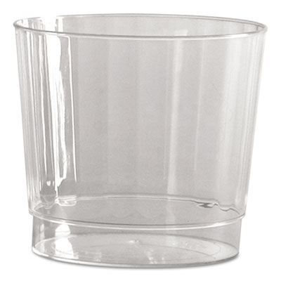 WNA Classic Crystal Fluted Tumblers