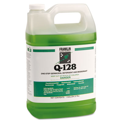 Franklin Cleaning Technology Q-128 Concentrated Germicidal Detergent
