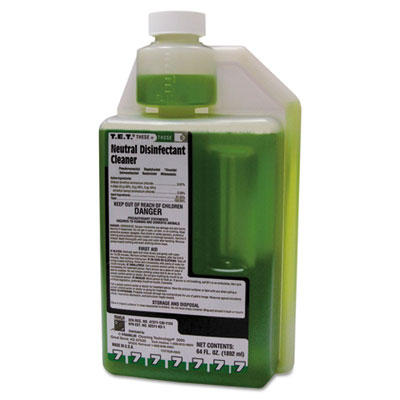 Franklin Cleaning Technology T.E.T. Neutral Disinfectant Cleaner