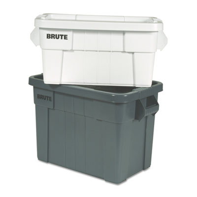 Rubbermaid Commercial Brute Tote Box