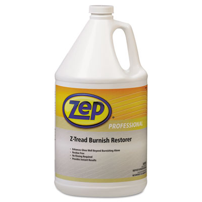 Zep Professional Z-Tread Burnish Restorer