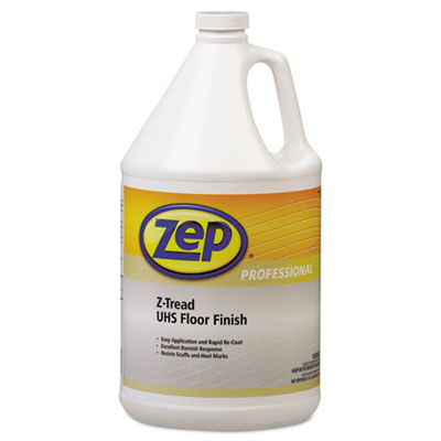 Zep Professional Z-Tread UHS Floor Finish
