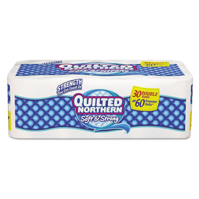 Quilted Northern Soft and Strong Bath Tissue