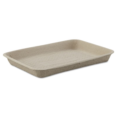 Chinet Serviceware Molded Fiber Food Trays