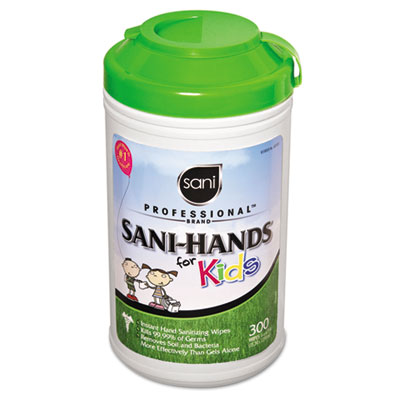 Sani Professional Sani-Hands II Sanitizing Wipes