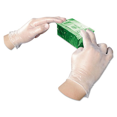 Impact Disposable Vinyl Gloves