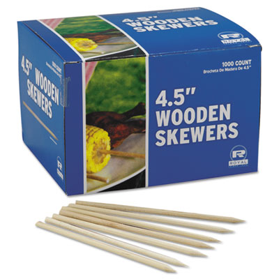 Royal Wooden Skewers