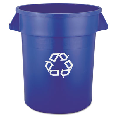 Rubbermaid Commercial Brute Recycling Container