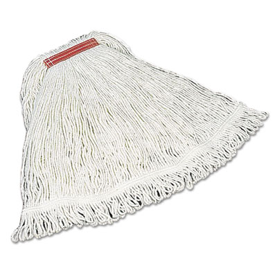 Rubbermaid Commercial Super Stitch Rayon Mop Heads