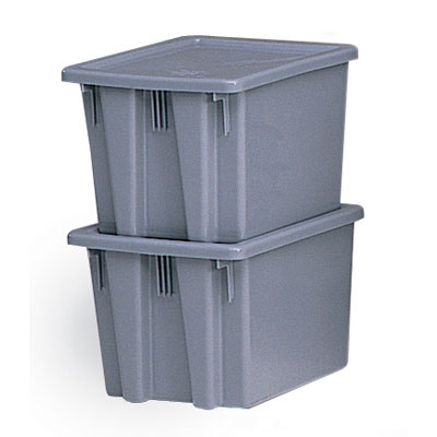 Rubbermaid Commercial Palletote Box