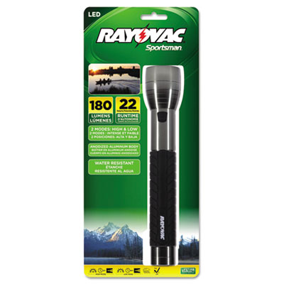 Rayovac Sportsman Xtreme 4 Watt LED Flashlight