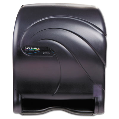 San Jamar Oceans Smart Essence Electronic Roll Towel Dispenser