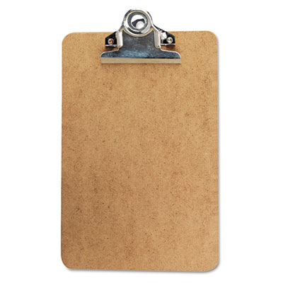 Universal 100% Recycled Clipboard with High-Capacity Clip