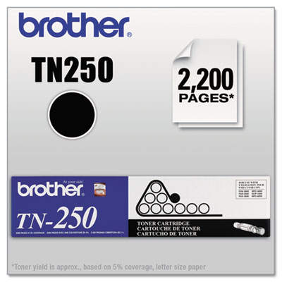 Brother TN250 Toner Cartridge