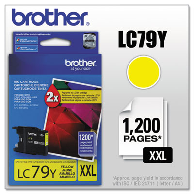 Brother LC793PKS-LC79Y Ink