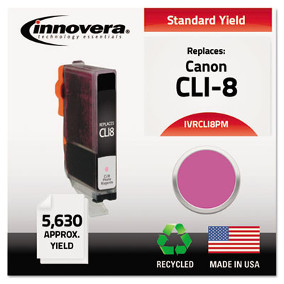 Innovera CLI8PM, CLI8PC Inkjet Cartridge